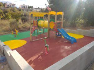 parque ribarroja saludes play