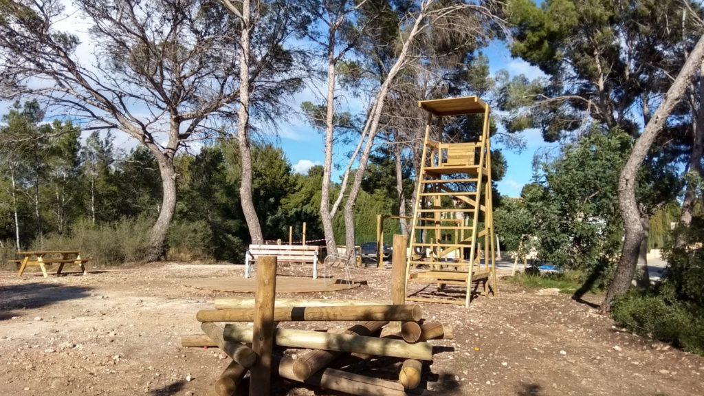 tendencia parque 2021, fusión con el entorno