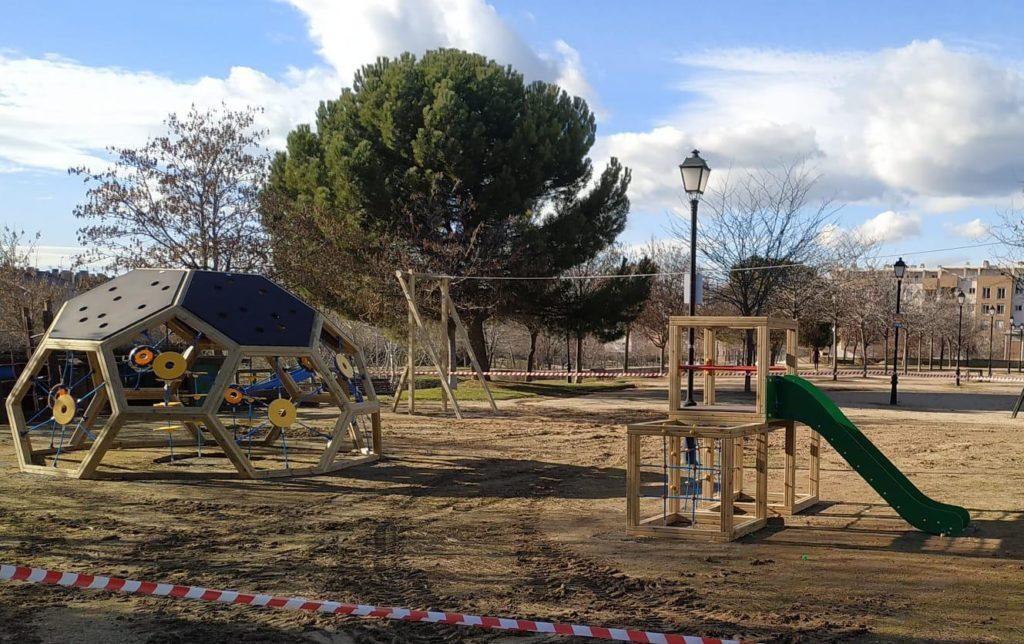 parque de saludes play tendencias parques infantiles 2021