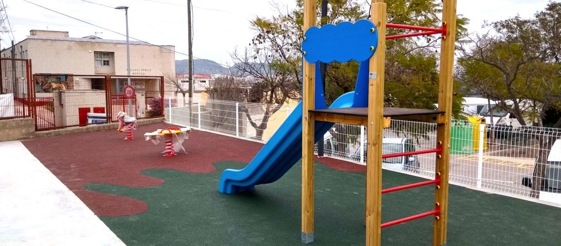 Montroy_Parque Infantil